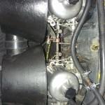 Dupla Skinners Union karburátor.